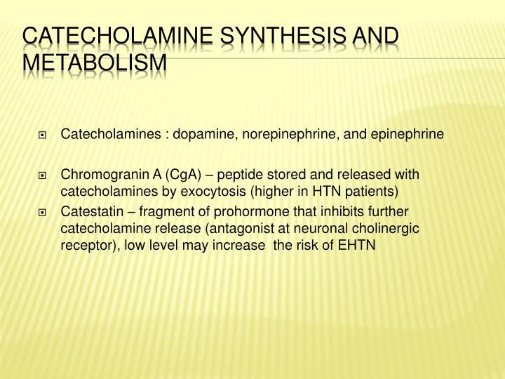 Catecholamines