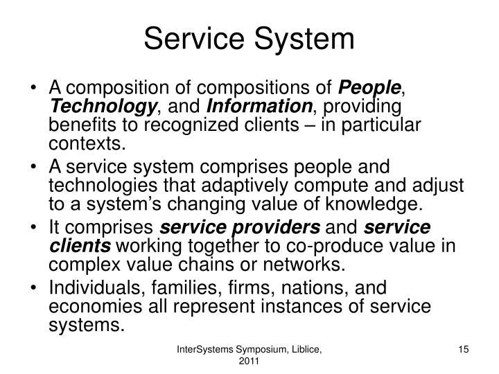 Service System