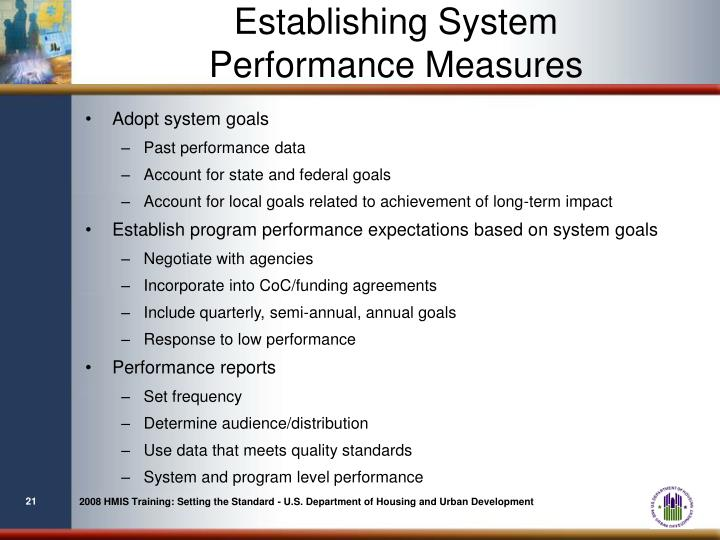 Establishing System