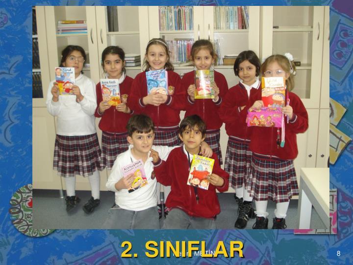 2. SINIFLAR