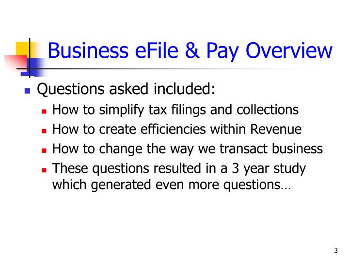 Business efile pay overview1