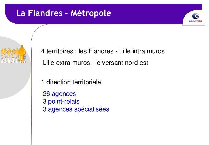 La Flandres - Métropole