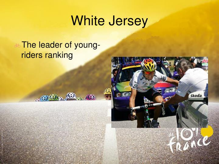 White Jersey