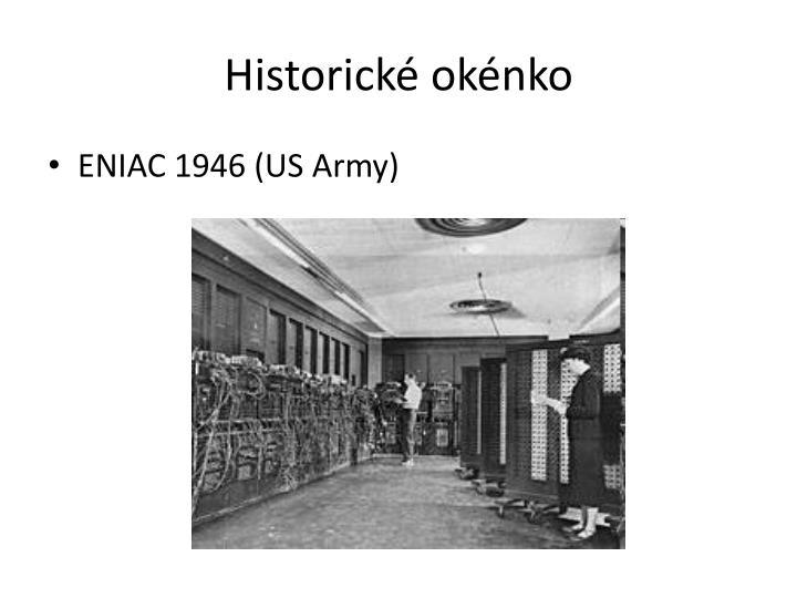 Historické okénko