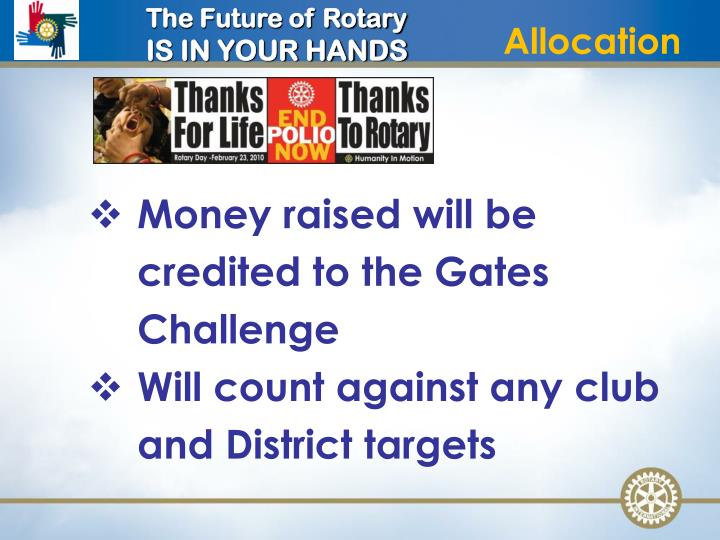 The Future of Rotary