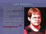 luke woodham