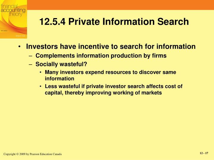 12.5.4 Private Information Search