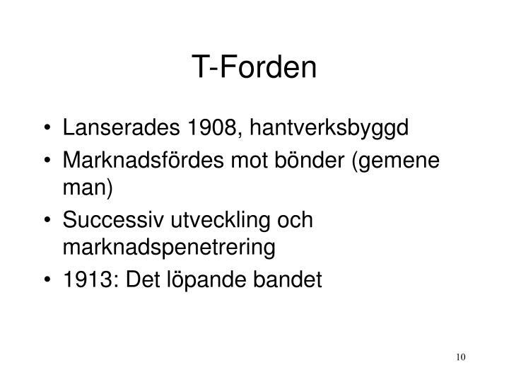 T-Forden