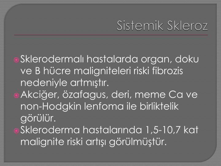 Sistemik Skleroz