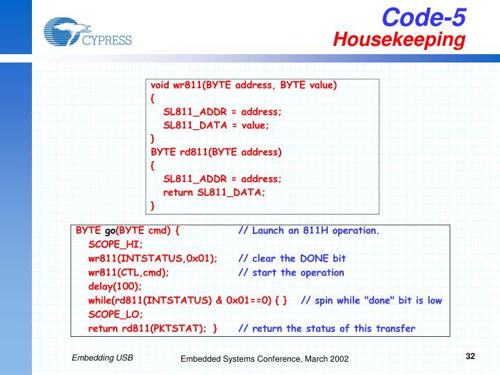 Code-5