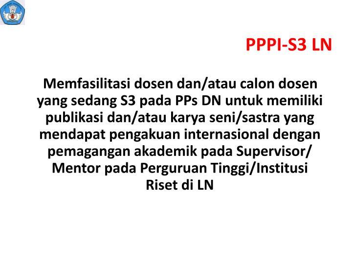 PPPI-
