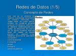redes de datos 1 5