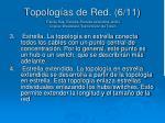 topolog as de red 6 11
