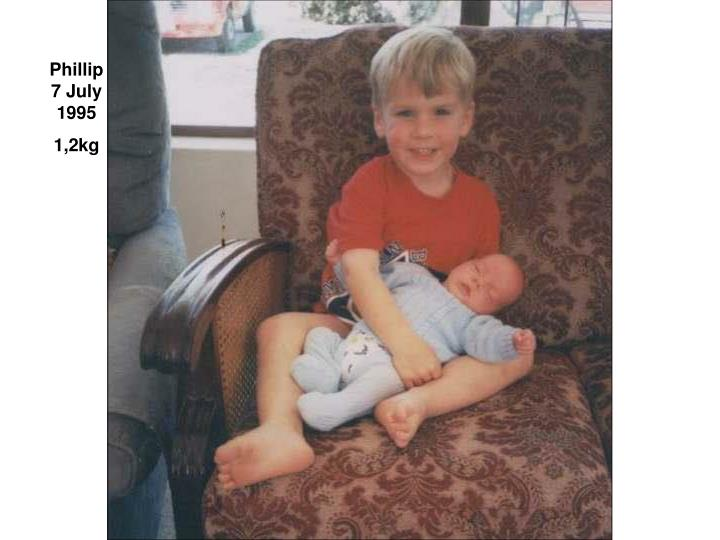 Phillip 7 July 1995