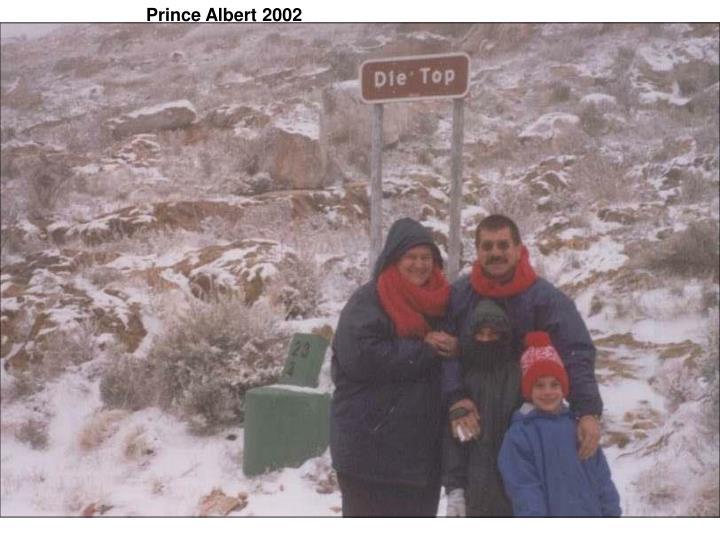 Prince Albert 2002