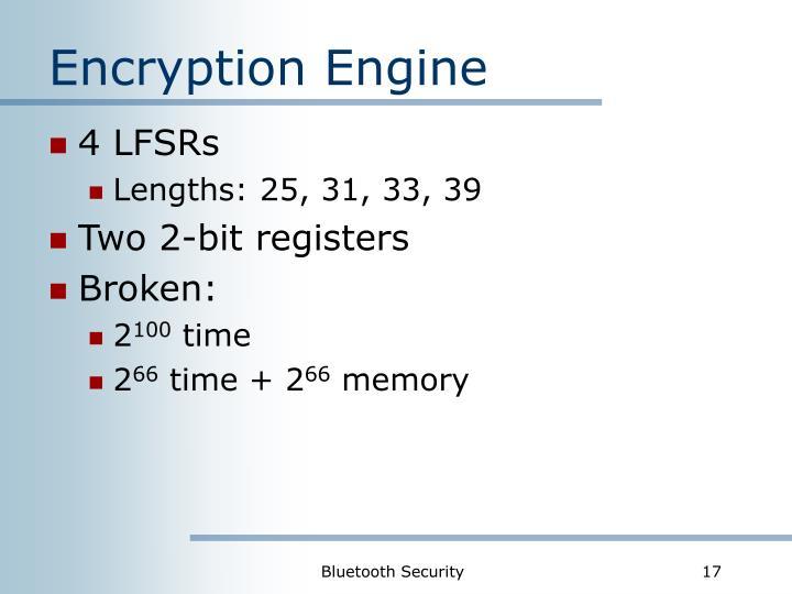 Encryption Engine