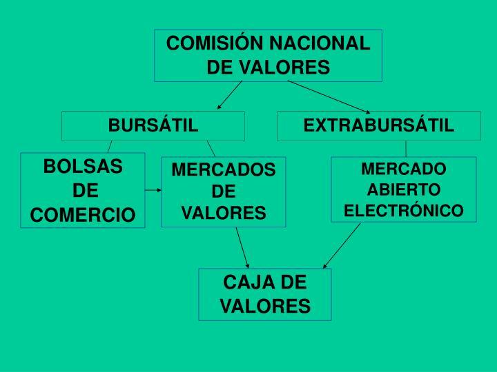COMISIÓN NACIONAL