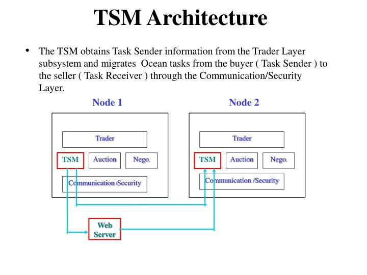 TSM Architecture