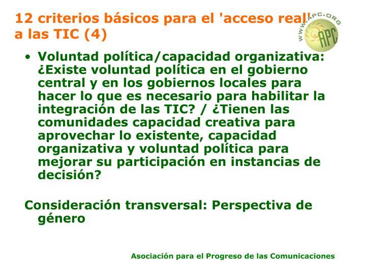 12 criterios básicos para el 'acceso real' a las TIC (4)