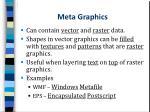meta graphics