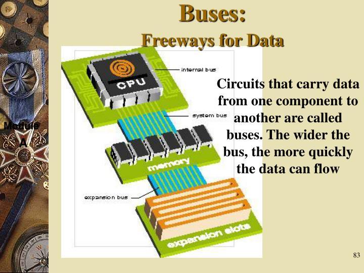 Buses: