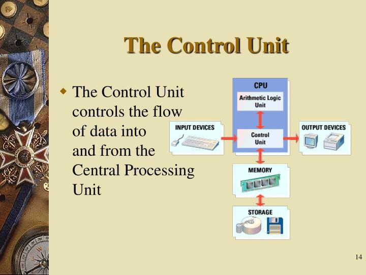 The Control Unit