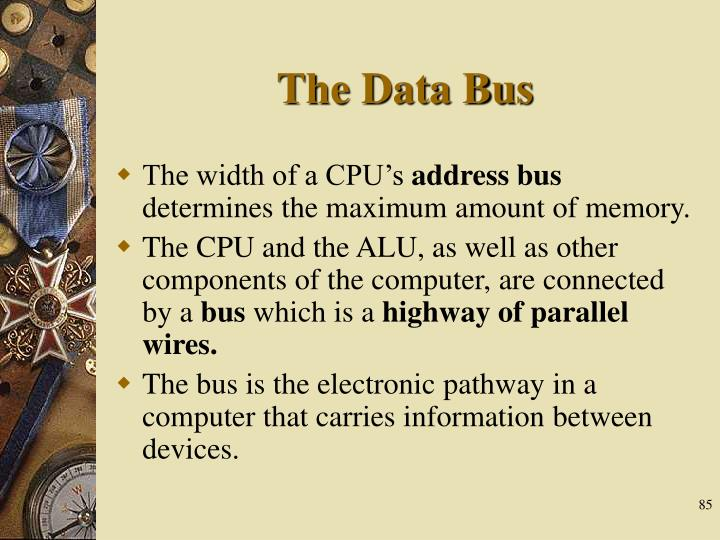 The Data Bus