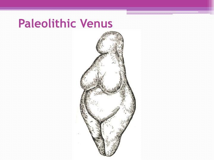 Paleolithic Venus