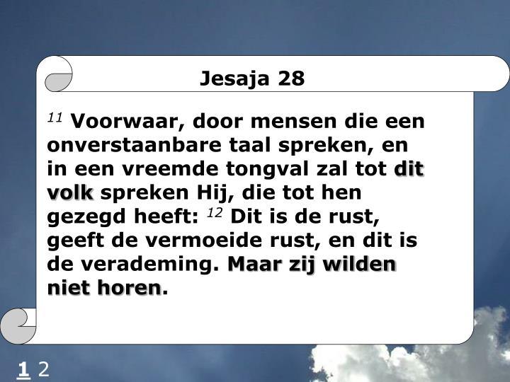Jesaja 28