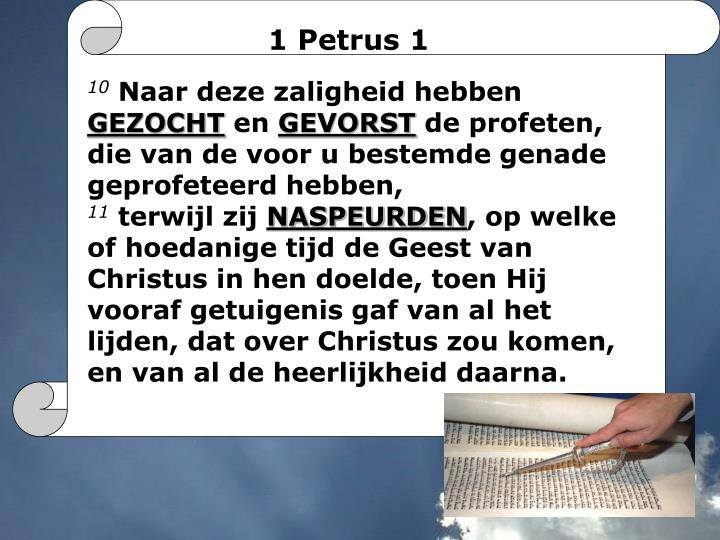 1 Petrus 1