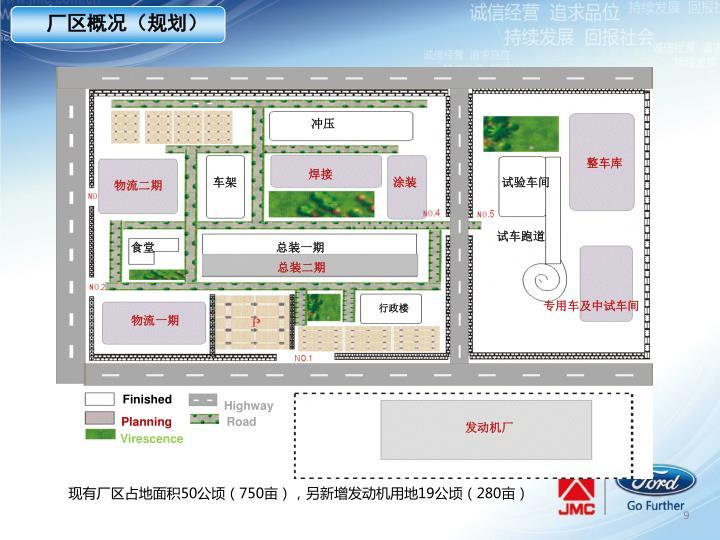 厂区概况(规划)