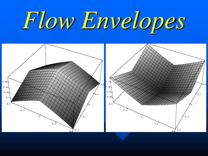 Flow Envelopes