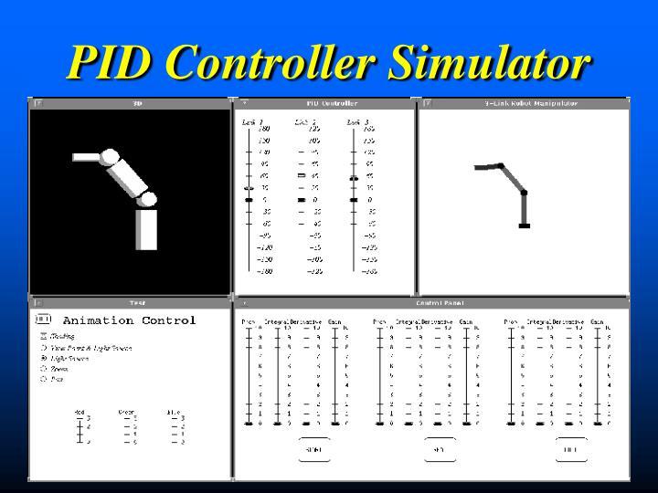 PID Controller Simulator