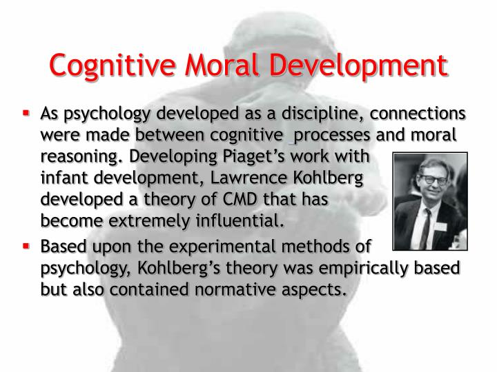 Cognitive Moral Development