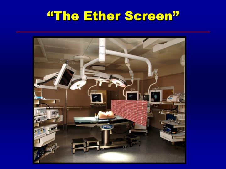 """The Ether Screen"""