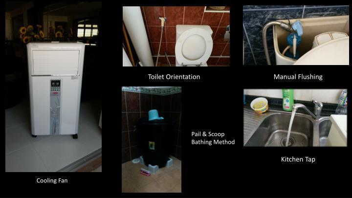 Toilet Orientation