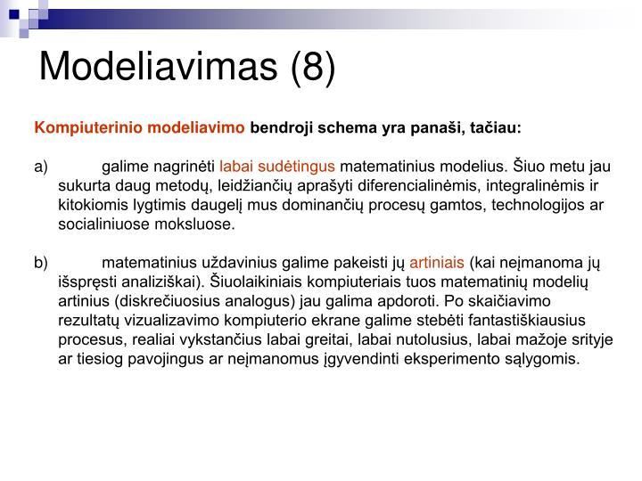 Modeliavimas (8)