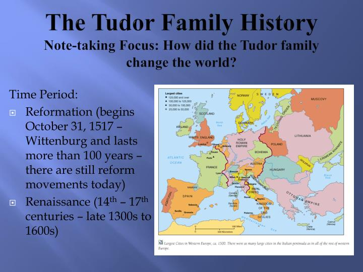 the tudors notes Hello and welcome to the tudor teacher i am a south london history hod with a long-term fascination with the tudor period as well as a degree led knowledge of early modern english, american and caribbean social history.