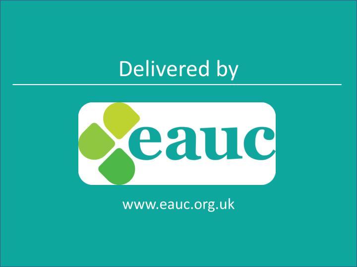 www.eauc.org.uk