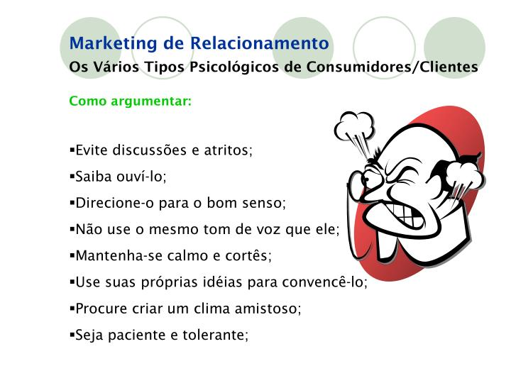 Marketing de Relacionamento