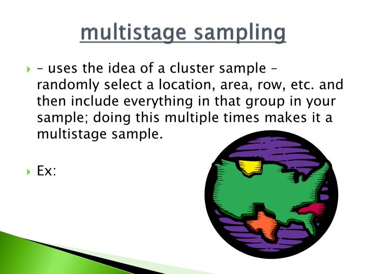 PPT - AP Statistics PowerPoint Presentation - ID:6133501 Multistage Sampling
