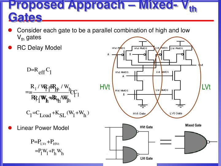 Proposed Approach – Mixed- V