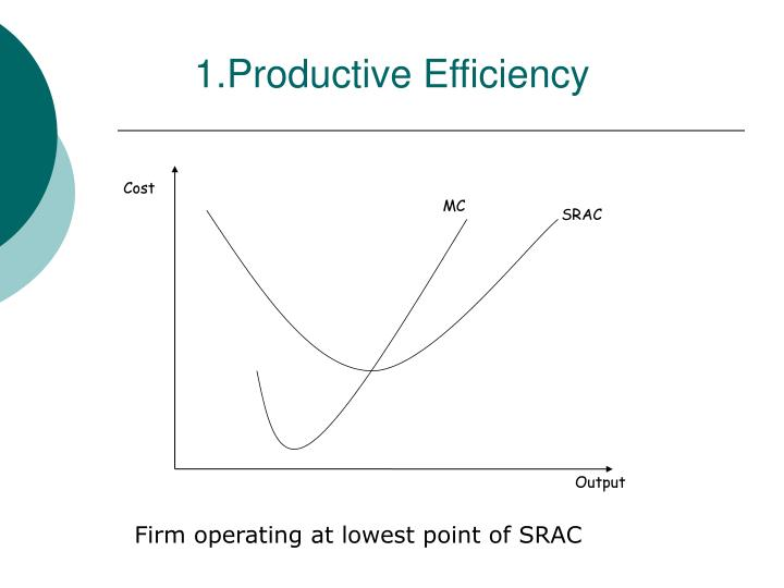 1.Productive Efficiency
