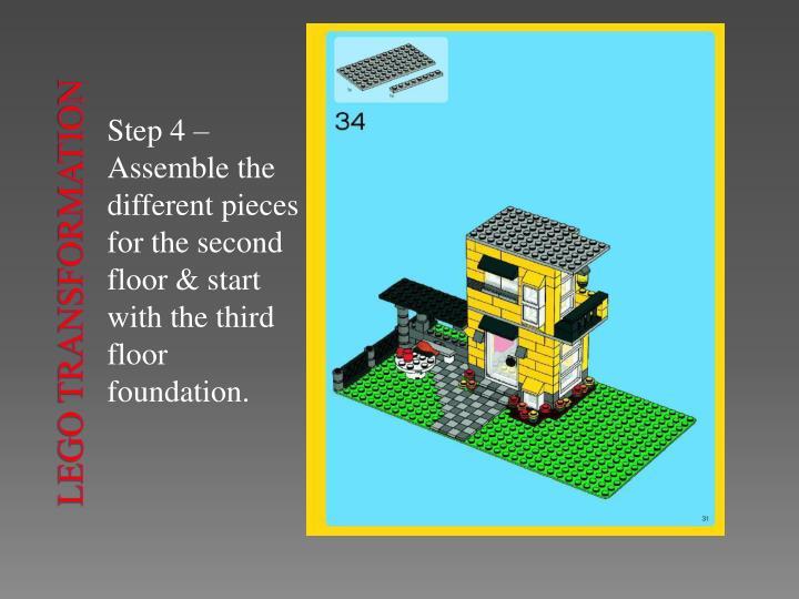 Lego Transformation