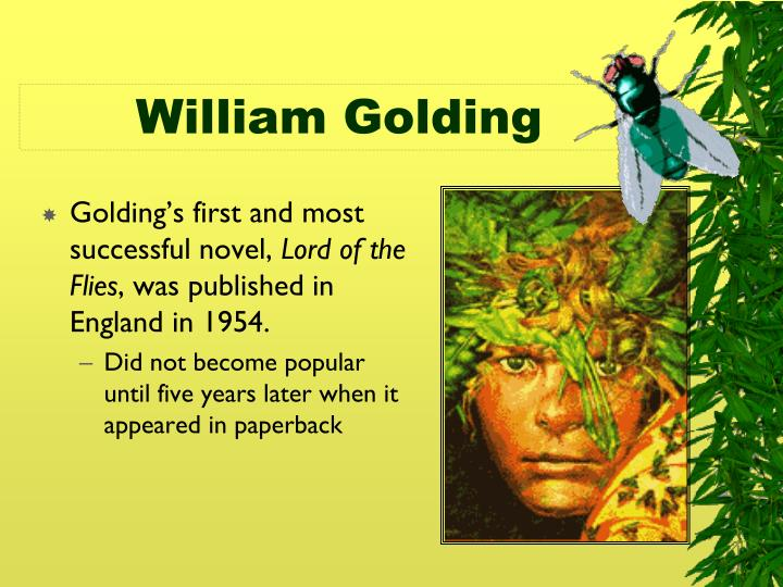 William golding