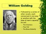 william golding1