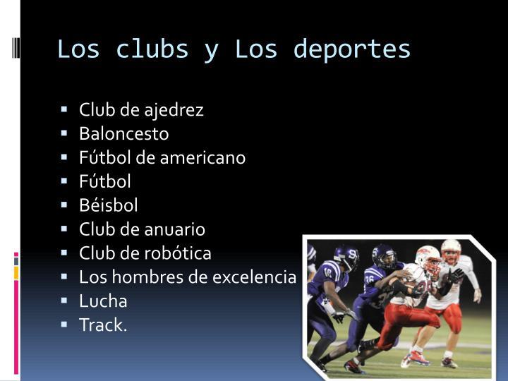 Los clubs y Los