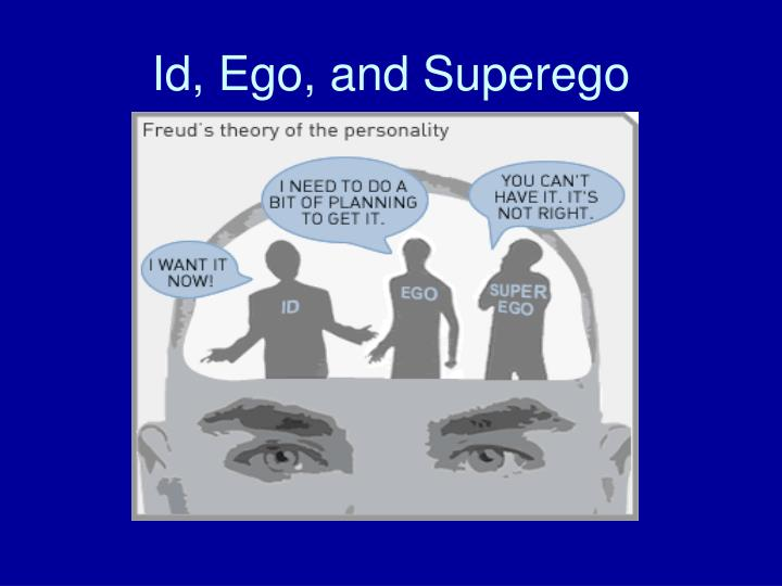 Id, Ego, and Superego