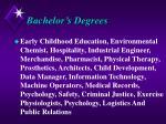 bachelor s degrees1