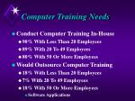 computer training needs1